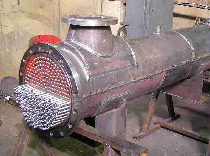 технология промывки теплообменников газовых котлов